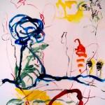 tuschen auf fabrianao, 80 x 60, 2012