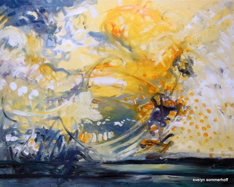 oel auf leinwand, 80x100, 2012