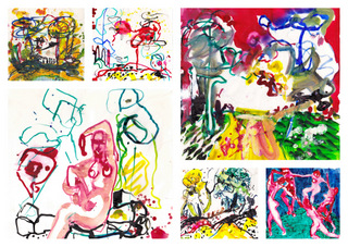 LUST UND LANDSCHAFT (Auswahl) Galerie Spandow