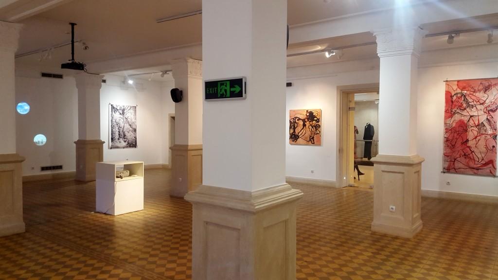 Fragmente der Geschichte- Berlin Sofia- im  Museum für Geschichte in Sofia 6.7.2017