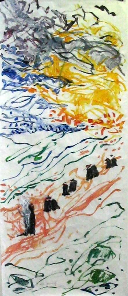 ESO sieht Marianna Werefkina-Herbstspaziergang